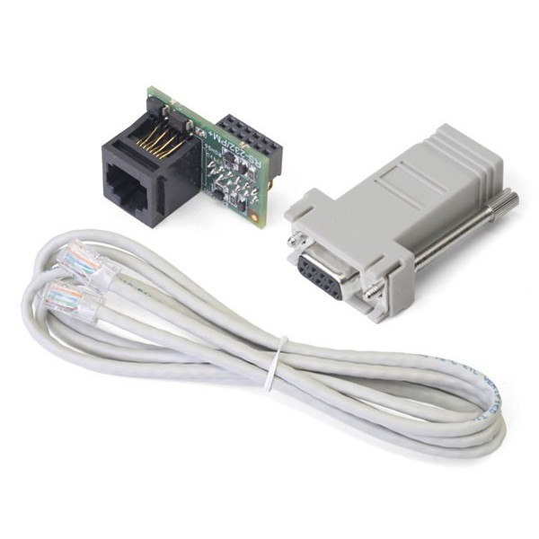 Accesoriu cablu pentru Programarea cu ajutorul PC ului a centralelor Express Visonic cable-rs-232-(adaptor-Express)