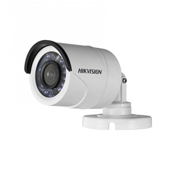 Camera de Supraveghere Exterior bullet 1mp Lentila Fixa HIKVISION DS-2ce16c0t-IR