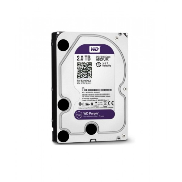 Hard disk 2tb HIKVISION HDd-002